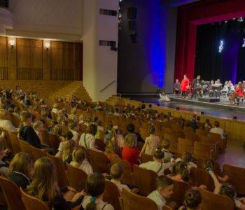 Zimowy wiatr na instrumentach gra… – koncert symfoniczny dla dzieci. Dąbrowa Górnicza