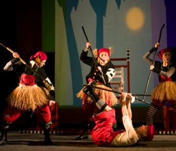 Koziołek Matołek w Teatrze Lalek Guliwer