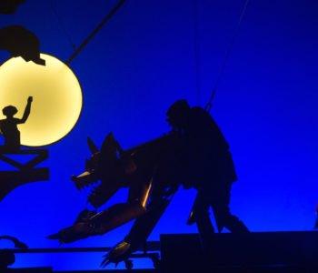 teatr lalak - atrakcje dla dzieci - sprawdź również co ciekawego dzieje się w czasie andrzejki w Warszawie 2017