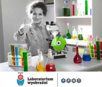 Oświeceni przez chemię, czyli weekend z Marią Skłodowską-Curie w Laboratorium Wyobraźni