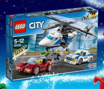 Pomóż policjantom z LEGO® City i wygrywaj nagrody!