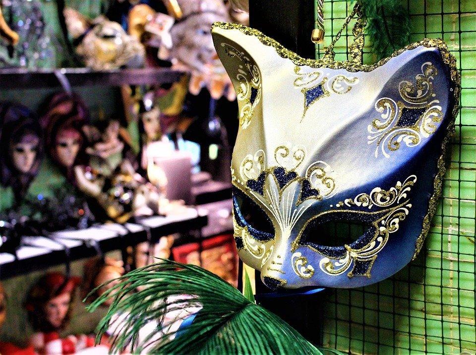 Projekt Co Kryje Maska? Warsztaty teatralne dla młodzieży