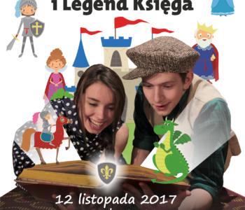 Franek Włóczęga i Legend Księga - Ruda Śląska