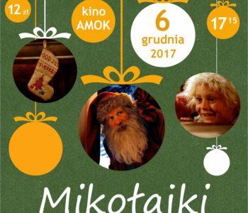 Mikołajki w Kinie Amok. Gliwice