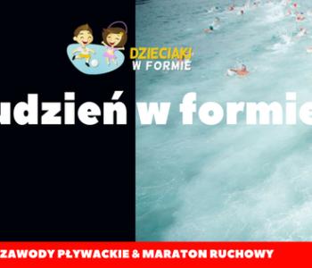 Ruchowy Maraton dla dzieci