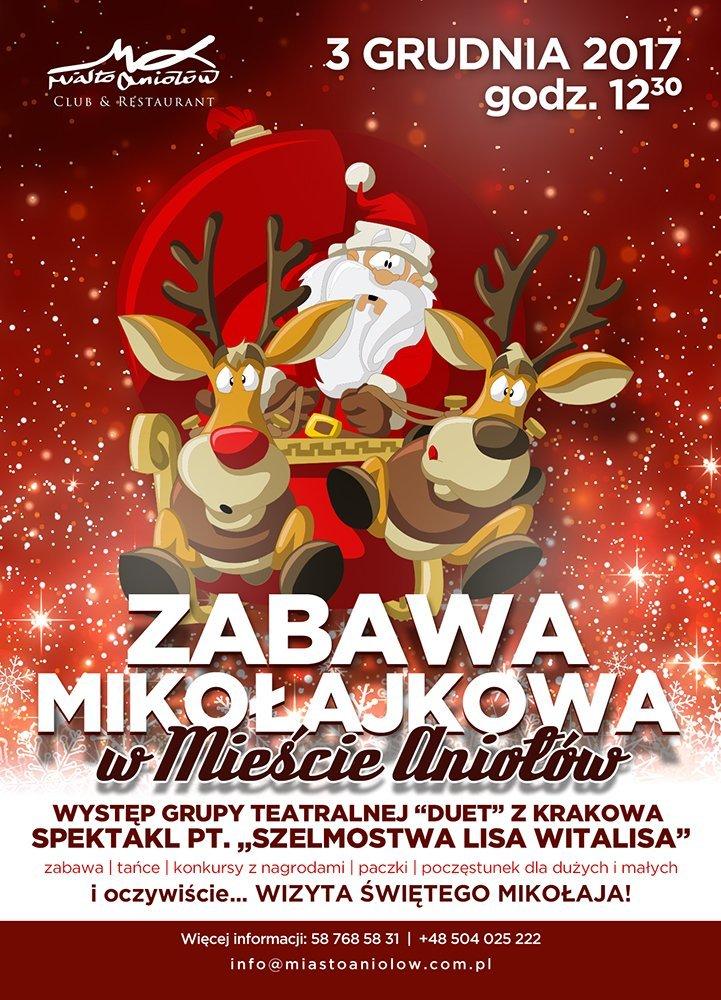 Mikołajki w Gdańsku - grudzień 2017