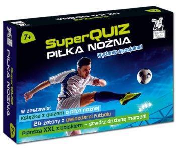 Pakiet Piłka Nożna - książeczka i quiz dla dzieci