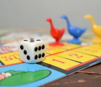 Jakie gry planszowe dla dziecka