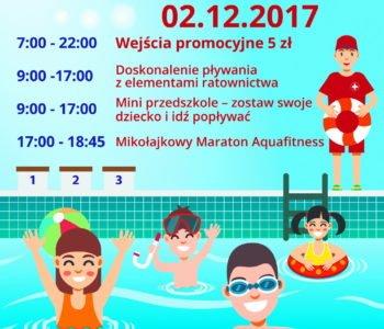 Pływaj i ćwicz na Pływalni Osowa. Dzień otwarty