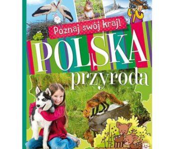 polska przyroda recenzja książki dla dzieci