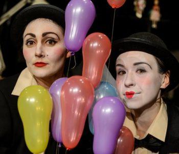 Baloniarze - spektakl dla dzieci w Teatrze Miniatura