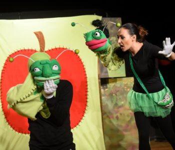 Jasiek i Małgośka, czyli uważaj, robaczku! – spektakl