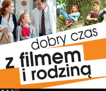 Dobry czas z filmem i rodziną – Kino Amok dzieciom. Gliwice