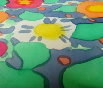 Puścić farbę – warsztaty w Centralnym Muzeum Włókiennictwa