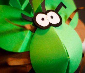W świecie papierowych zwierząt - warsztaty z Teatrem Figurki dla dzieci w wieku 4-7 lat