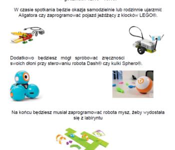 robotyka kraków
