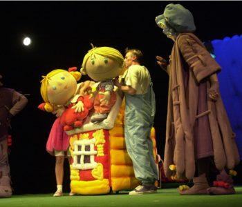 Magiczna Majówka w Teatrze Lalka