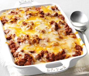 Warsztaty rozgrzewające: zapiekanki i casseroles