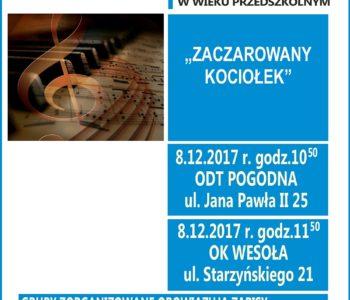 Zaczarowany Kociołek – koncert z cyklu filharmonia narodowa dla dzieci