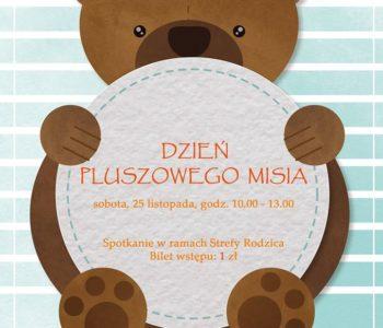 Świętujemy Dzień Pluszowego Misia z Weną!