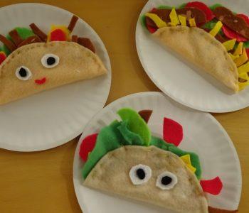 Los tacos mexicanos – warsztaty artystyczne dla dzieci