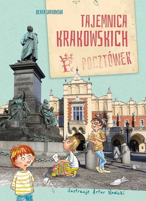 Pośpiesz się, czas ucieka! - krakowskie pocztówki z grą miejską w tle