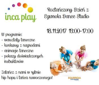 Taneczny Dzień w Inca Play