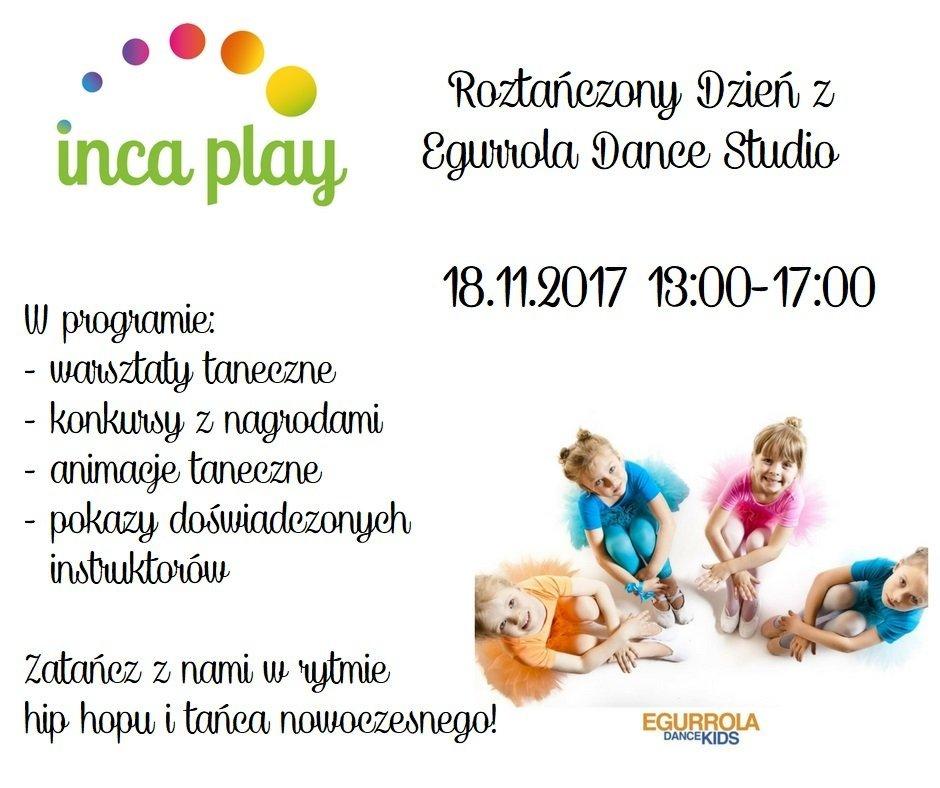 andrzejki 2017 - warsztaty taneczne i wszystko na temat tańca dla dzieci. rtaniec