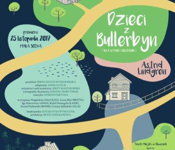 Dzieci z Bullerbyn w Teatrze Miejskim w Gliwicach