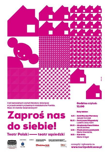 Teatr Polski z wizytą u sąsiadów w Warszawie