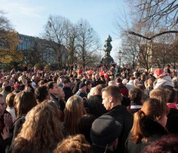 XV Parada Niepodległości 11 listopada 2017 w Gdańsku. Atrakcje dla dzieci i dorosłych.