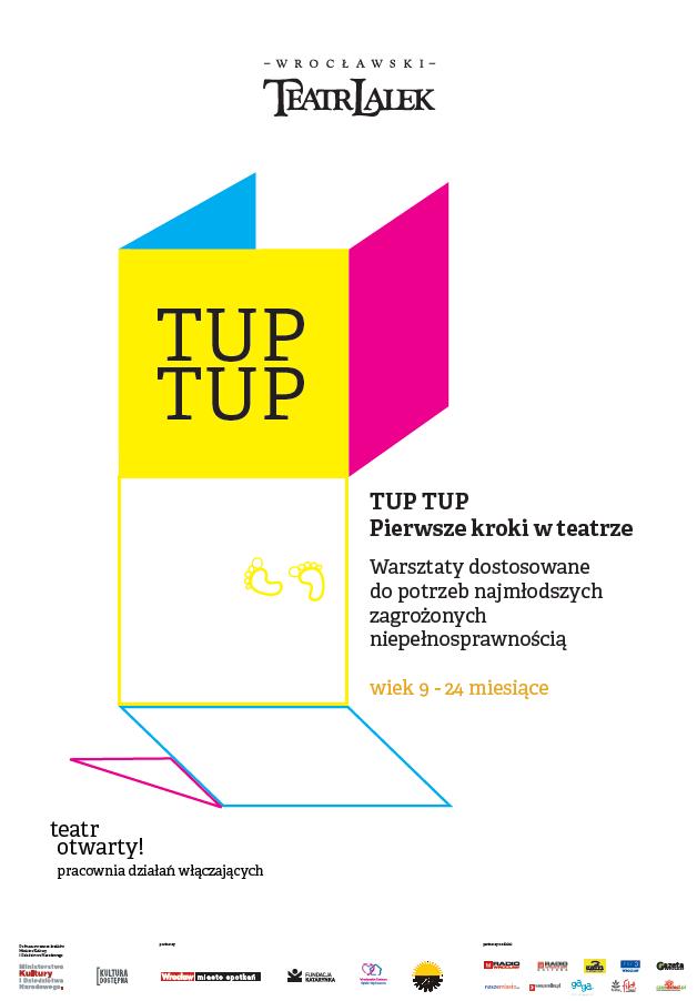 Tup Tup Pierwsze kroki w teatrze