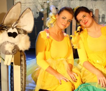 Teatr Maskarada: Tupu-Tup wg Andersena