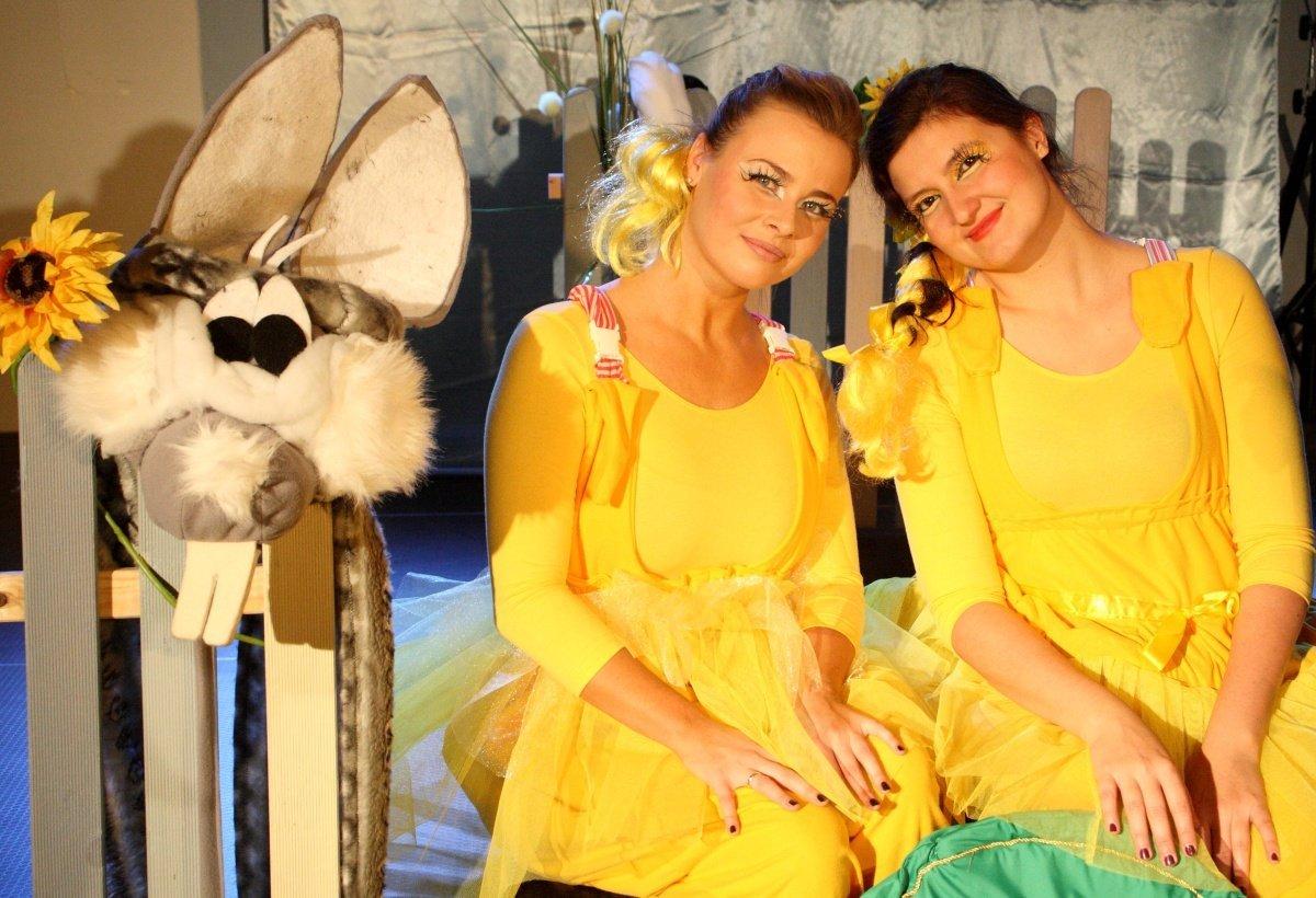 Tupu-tup - spektakl teatralny w Teatrze Maskarada