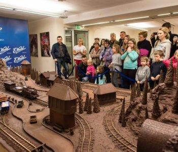 Weekend pod hasłem czekolady – czyli dni otwarte w Fabryce Czekolady E.Wedel