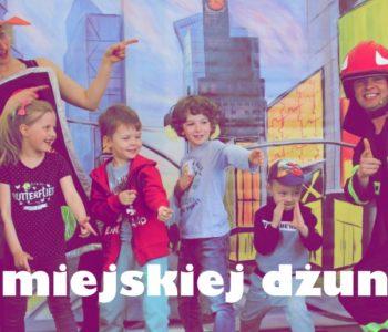 W miejskiej dżungli - spektakl edukacyjno – profilaktyczny dla dzieci w Gdańsku