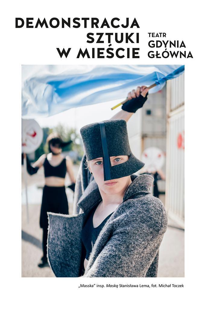 Demonstracja sztuki w mieście - wystawa fotograficzna, bezpłatnie w Gdyni