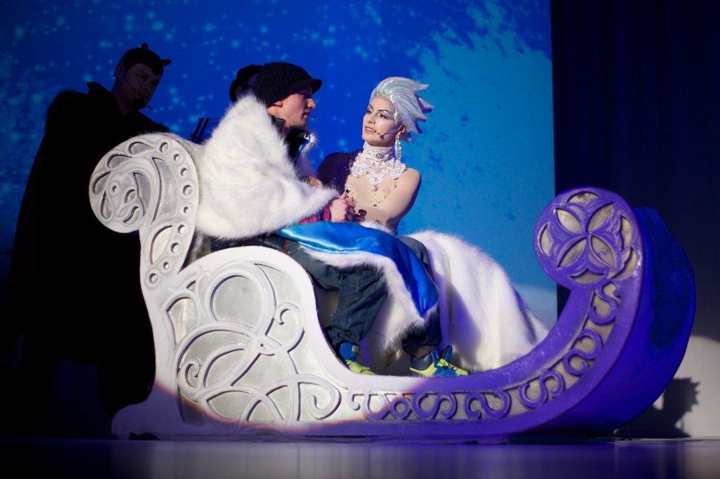 Królowa Śniegu w Teatrze Miejskim