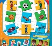 Alvinn i wiewiórki zabawa do druku połącz puzzle