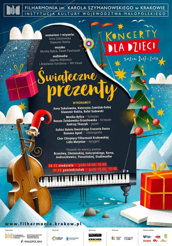 Dzień Świętego Mikołaja w Filharmonii Krakowskiej