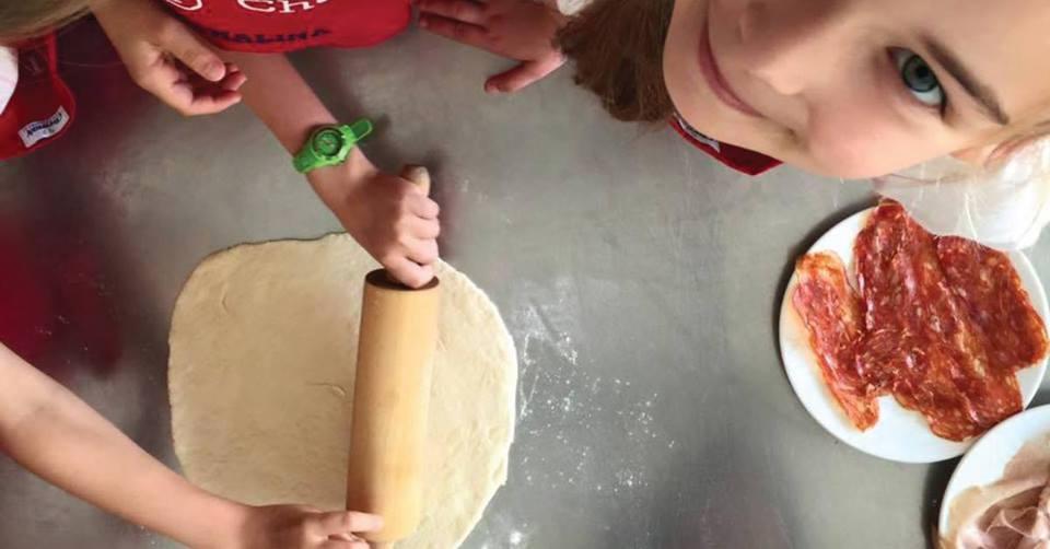 Półkolonie piekarniczo-cukiernicze w Little Chefie