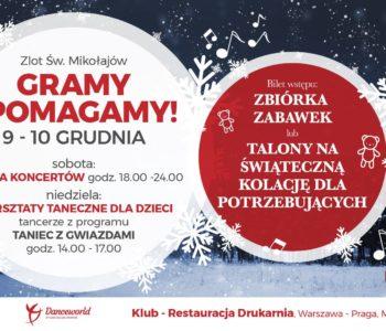 Zlot Św.Mikołajów – Gramy i Pomagamy!