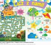 Umizoomi bezpłatne zabawy do druku dla dzieci