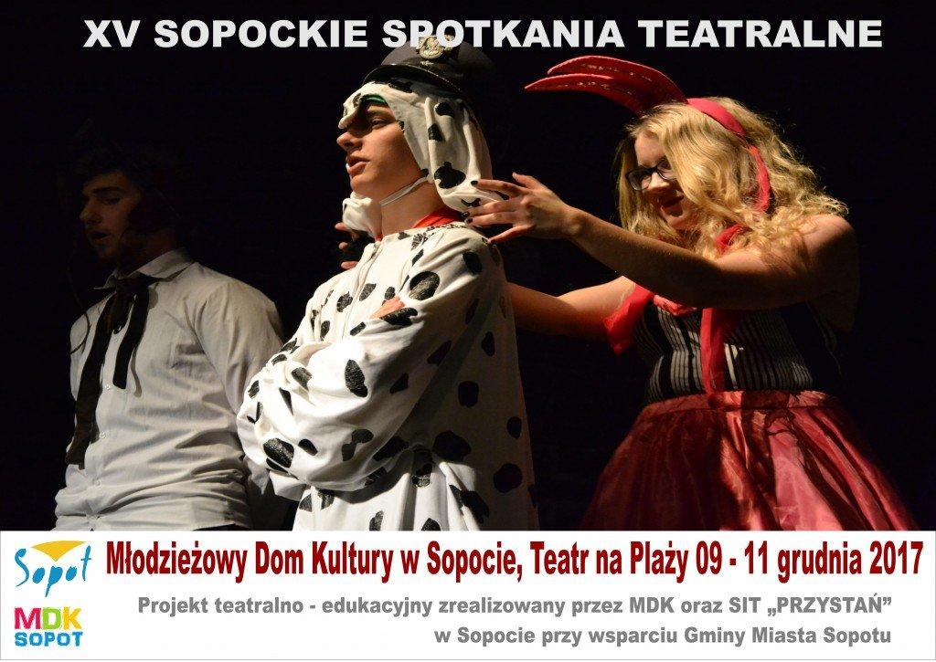XV Sopockie Spotkania Teatralne