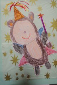 Antonina Kolber lat 6, Przeszkole nr 1 w Krakowie
