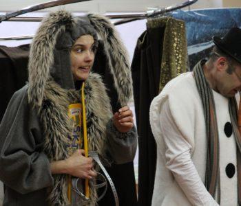 Teatrzyki Niedzielne: Baśń zimowa