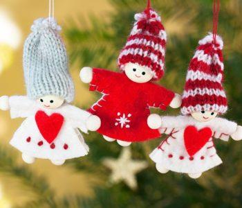 Przygotuj kreatywne ozdoby świąteczne. Żory