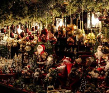 Znajdź inspiracje na jarmarku świątecznym
