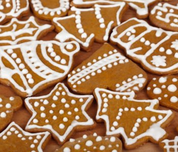 Warsztaty dekorowania pierniczków świątecznych
