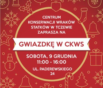 Gwiazdka w CKWS w Tczewie